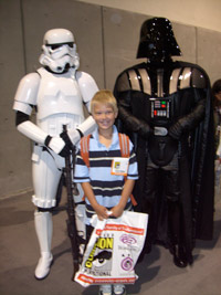 sean and darth